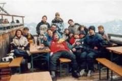 Jugendskiausflug 1999