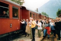 Ausflug 1999 Zillertal