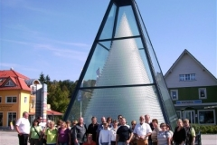 Web Ausflug2007 Pyramide Gruppe
