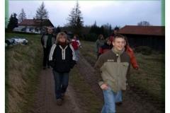 Nachtwanderung 2008 4