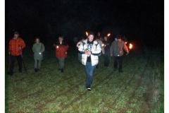 Nachtwanderung 2008