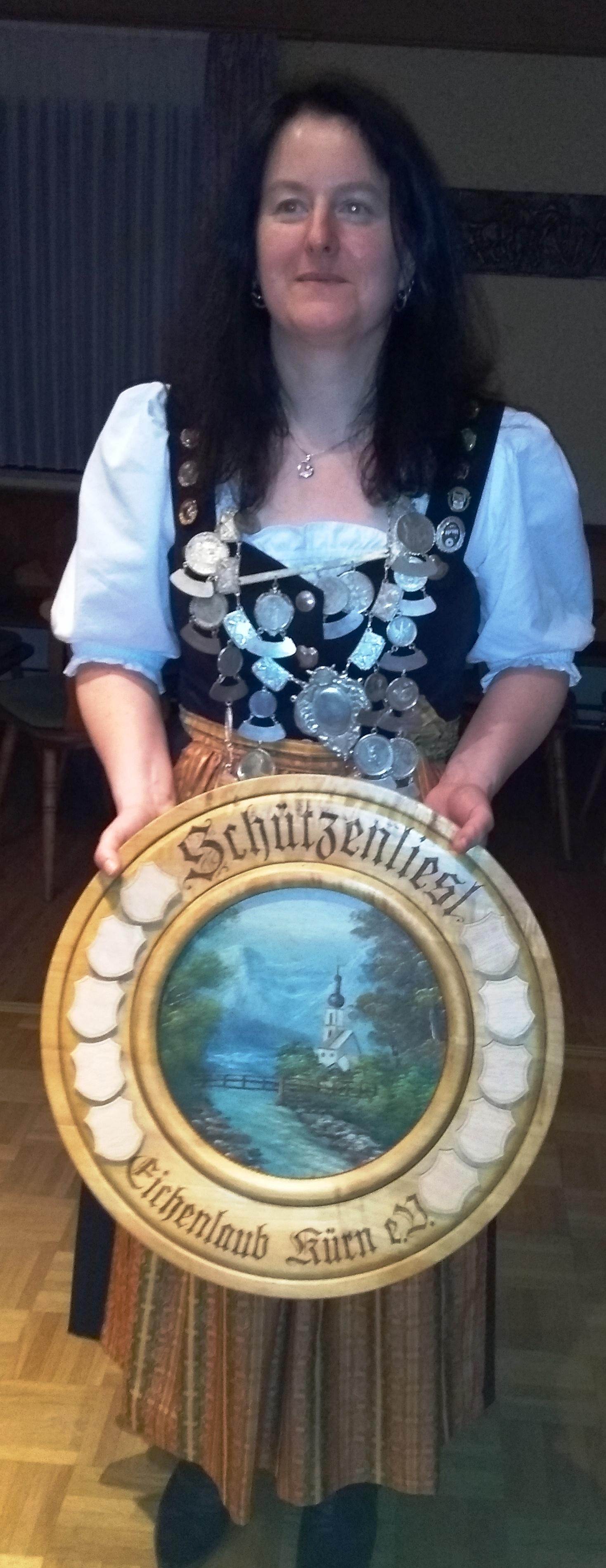 Schuetzenliesl Sandra 2018