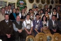 Die Geehrten Gruppe 2010