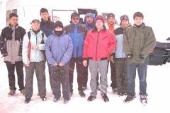 Skiausflug 2003 Teilnehmer